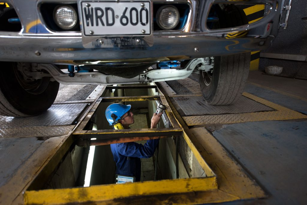 Nuevos precios de la revisión Técnico Mecánica