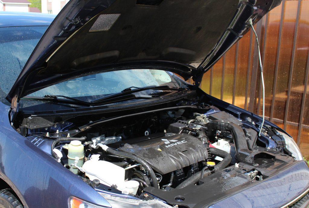 Partes del vehículo que necesitan reparaciones